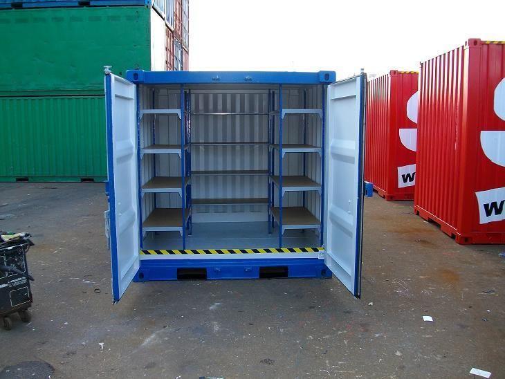 containerverhuur