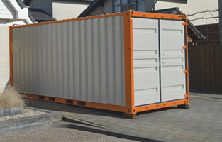 Extra ruimte door containerverhuur