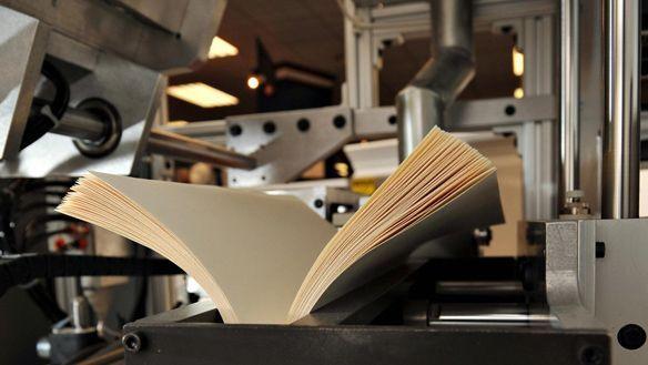 Een eigen boek drukken bij een uitgeverij