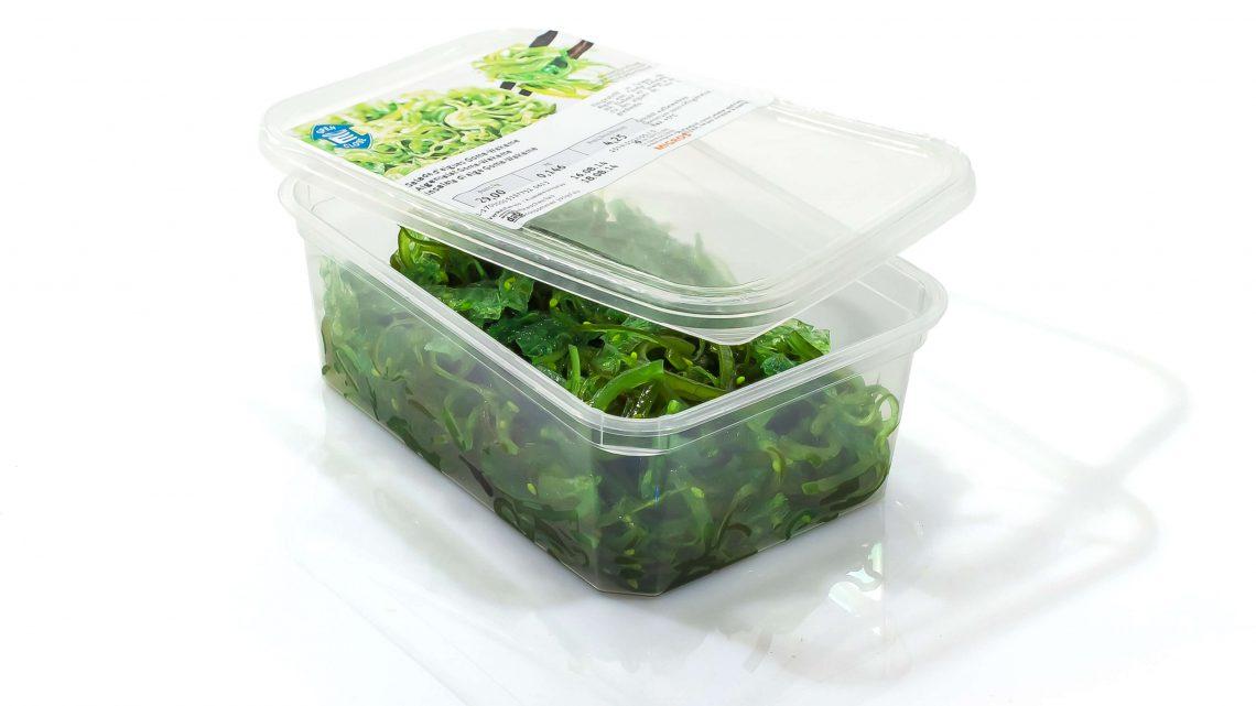 Geschikt voedselverpakking van Naber Plastics gebruiken